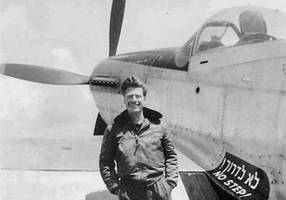 Founding member of Israel's 101 Squadron dies at age of 94
