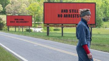 toronto film festival: 'three billboards' wins top prize