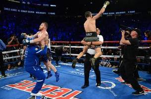 Canelo-GGG: Back and forth fight ends in a draw after 12 rounds