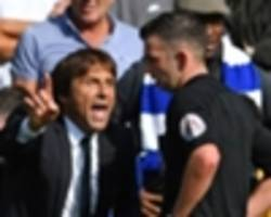 Chelsea will gift title to Man Utd or City if they don't clean up their act