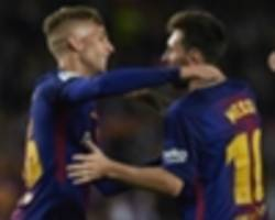 Barcelona vs Eibar: TV channel, stream, kick-off time, odds & match preview