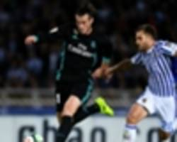 Navas lauds 'excellent' Bale after goal in Madrid win