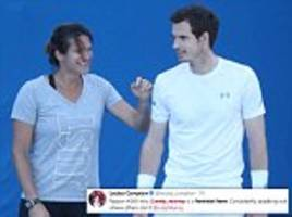 Andy Murray speaks out AGAIN for female tennis players