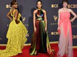 The worst-dressed list at the 69th Primetime Emmy Awards