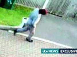 is this parsons green suspect on his way to attack?