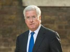 michael fallon calls on web giants to ban terror manuals