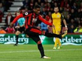 eddie howe wants consistency from bournemouth's jordon ibe