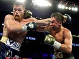 gennady golovkin's trainer sees positive in draw storm