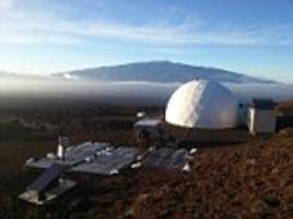 scientists emerge from eight month mars simulation
