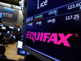 the justice department has reportedly opened an insider trading investigation at equifax (efx)
