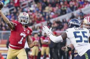 Cris Carter on Kaepernick: 'There is no way he shouldn't be on an NFL team - he wants to play'