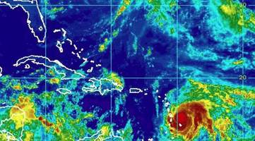 hurricane maria could make landfall in puerto rico as a category 4 storm