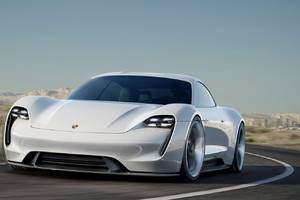 Porsche's all-electric Tesla rival could cost less than $100,000