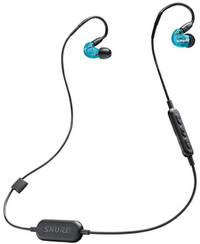 Shure introduces first-ever Bluetooth earphones for prices starting at $100