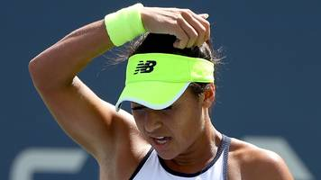 watson loses in first round of seoul open