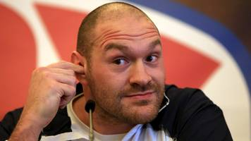 'I'm innocent, set me free!' Fury calls for doping ban resolution