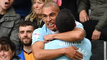 vaughan 'off sick bed' to score for sunderland