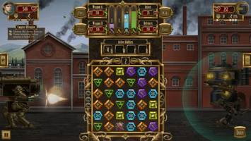 Ironcast is a Steampunk Metal Gear Puzzle Game