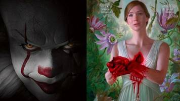 'It' Holds At No. 1, And 'Mother!' Makes History In All The Wrong Ways