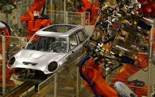 british manufacturing now eighth largest in the world