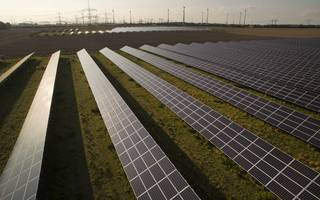 Government launches taskforce to make the UK a global hub for green finance