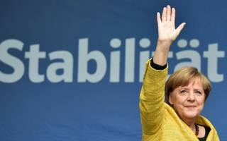 merkel's march: angela prepares to win once more after 12 years at the top