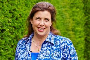 kirstie allsopp: 'i live with a one-in-three chance of breast cancer'