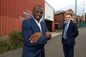 Living faith church moves into former swimming baths site in Nottingham