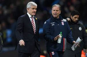 bristol city v stoke city: our most important game of the season says mark bowen