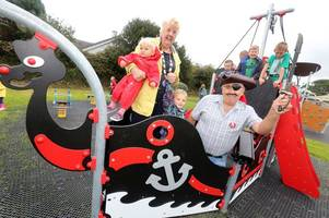 New ship for young pirates sets sail following extensive park revamp