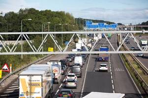 Motorists advised to allow extra time as M5 northbound partially reopens after fatal crash