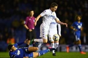 leeds united star gives an honest assessment of what went wrong at millwall