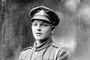 the revenge of ww1 corporal ernest albert egerton vc