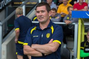 burton albion boss nigel clough joins forces with prostate cancer uk to raise awareness about disease