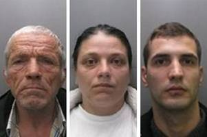 Cambridgeshire's 7 most wanted criminal suspects