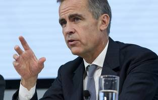 Carney says Brexit will push up inflation and slow growth