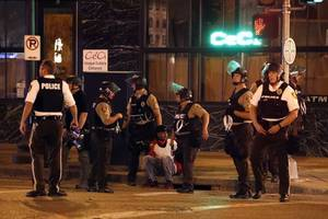 More than 80 arrested in third night of St. Louis protests