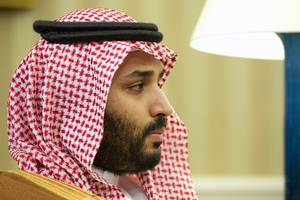 Saudi prince purging dissent before rise to throne
