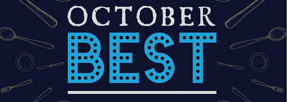Dines Out: OctoberBest