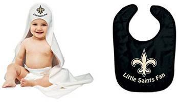 which is the best nfl new orleans saints bath towel on amazon?