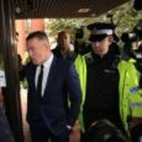 Wayne Rooney pleads guilty to drink driving