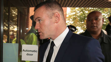 Wayne Rooney pleads guilty to drink-driving charge