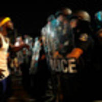 St Louis endures third night in a row of violent protests