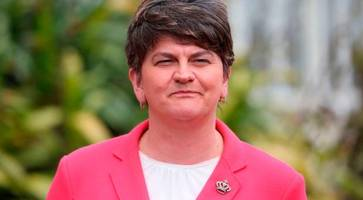 irish language act war of words intensifies as sinn fein hits out at 'insulting' comments by foster