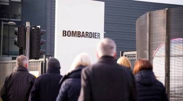 theres may 'will do all she can' to protect bombardier workers, insists foster