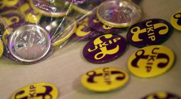 ukip ni slapped with £3,500 fine for inaccurate election records