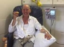 cancer patient slapped with £25 fine while taking medicine