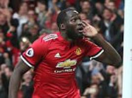 man united told to ban 'racist' lukaku song by kick it out