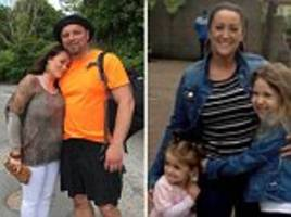 mother with brain tumour goes back to childhood sweetheart