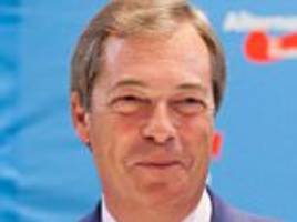 nigel farage threatens to stop paying his tv licence